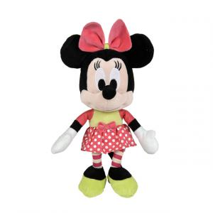 Minnie In Dotty Twist  Peluş 25 cm.