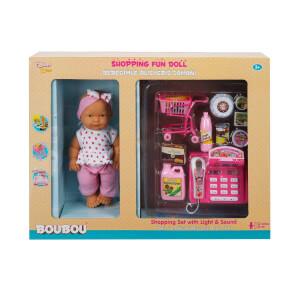 BouBou Bebeğimle Alışveriş Zamanı