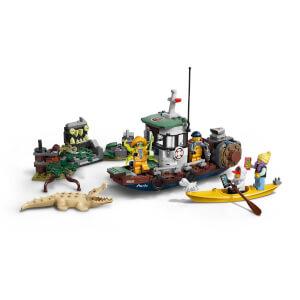 LEGO Hidden Side Batık Karides Teknesi 70419