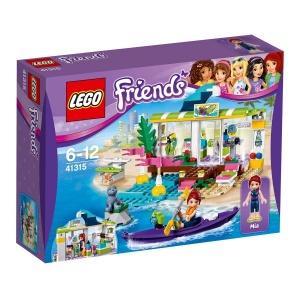 LEGO Friends Heartlake Sörf Mağazası 41315