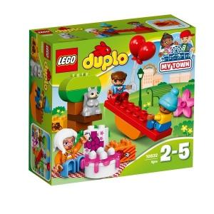 LEGO DUPLO Doğum Günü Pikniği 10832