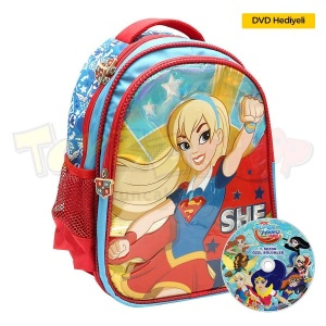 DC Super Hero Girl Supergirl Okul Çantası 41788