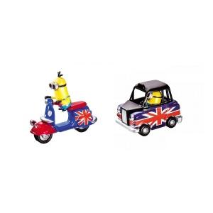 Çılgın Hırsız 3 2'li Araçlar (Motorsiklet Ve Taksi)