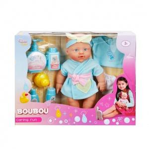 BouBou Bebeğimle Bakım Zamanı