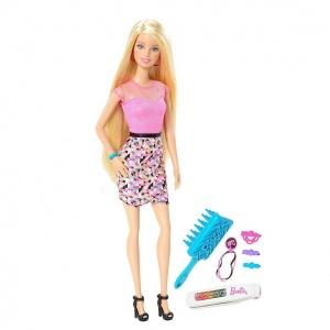 Barbie Gökkuşağı Renkli Saçlar
