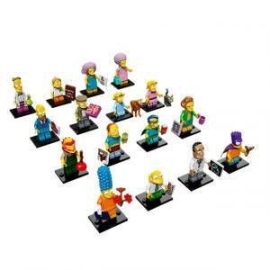 LEGO Simpsons Mini Figür 71009