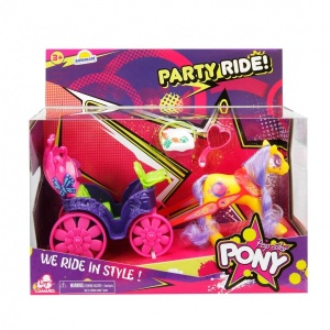 Pop Star Pony Parti Yolculuğu