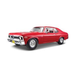 1:18 Maisto Chevrolet Nova SS Coupe 1970 Model Araba
