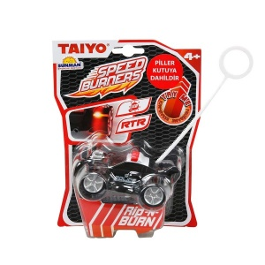 Taiyo Speed Burners Çek Fırlat Işıklı Araba