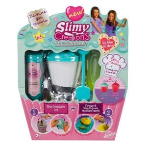 Slimy Creations Cupcakes Kendin Yarat