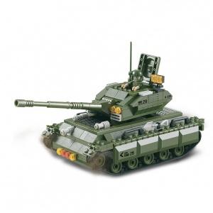 Yapım Seti: Askeri Tank Araç J5829