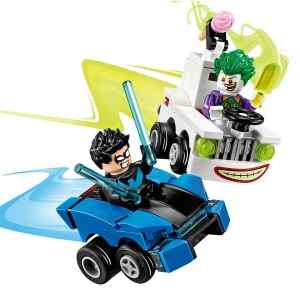LEGO DC Comics Mighty Micros: Nightwing Joker'e Karşı 76093