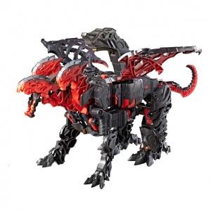 Transformers 5 Turbo Changers Tek Adımda Dönüşen Dragonstorm Mega Figür