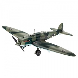 Revell 1:72 Heinkel Model Set Uçak