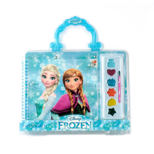 Frozen Boyama Seti