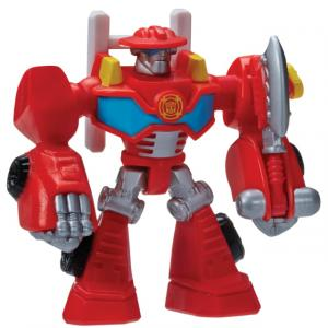 Transformers Hareketli Rescue Bots  (Heatwave)