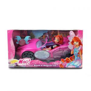 Winx Bloom ve Arabası