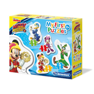 3-6-9-12 Parça Puzzle : My First Mickey