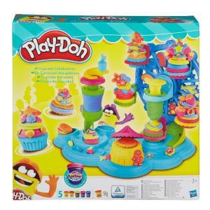 Play Doh Cupcake Festivali