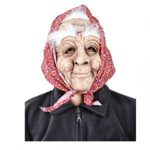 Maske Yaşlı Kadın