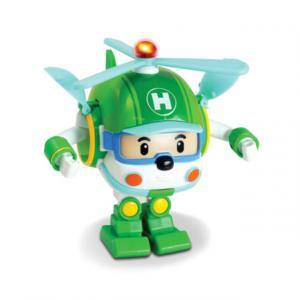 Robocar Poli Işıklı Dönüşen Figür Helly