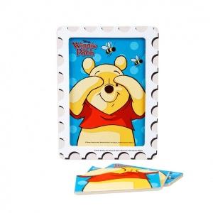 Woody Winnie The Pooh Ahşap Puzzle 3 Parça
