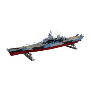 Revell 1:535 Battleship USS Missouri Gemi 05092