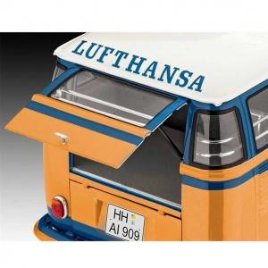 Revell 1:24 VW T1 Samba  Model Set Otobüs 67436