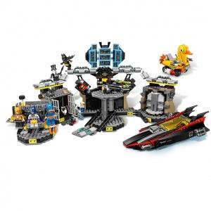 LEGO Batman Batcave Saldırısı 70909