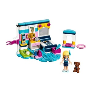LEGO Friends Stephanie'nin Yatak Odası 41328