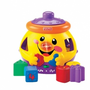 Fisher Price Kurabiye Kavanozu