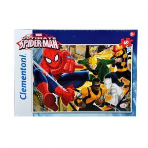 60 Parça Puzzle : Spiderman Ultimate