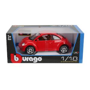 1:18 Volkswagen New Beetle 1998 Araba