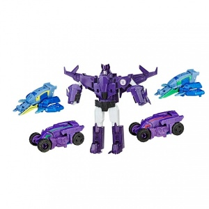 Transformers Robots In Disguise Team Combiner Figürleri