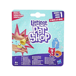 Littlest Pet Shop Miniş Sürpriz Paketi