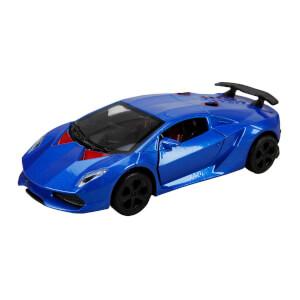 Sesli ve Işıklı Lamborghini Araba 14 cm.