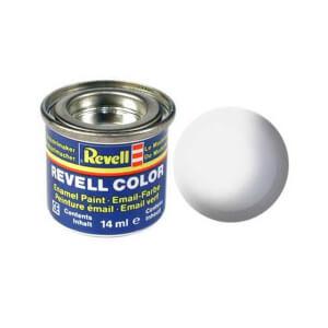 Revell Mat Beyaz Maket Boyası 14 ml. 32105