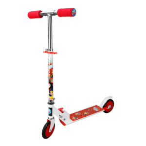 Super Hero Girls 2 Tekerlekli Scooter