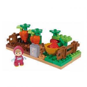 Maşa'nın Bahçesi Blok Set