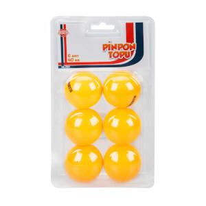 6'lı Pinpon Topu