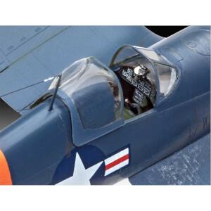 Revell 1:72  F4U-4 Corsair Uçak 3955