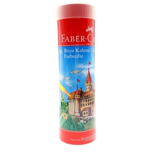 Faber Castell Metal Tüpte Boya Kalemi 36 Renk
