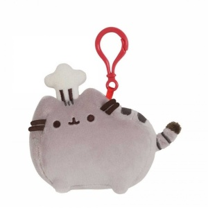 Pusheen With Chef Hat Peluş