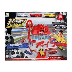 F1 Yarış İstasyonu