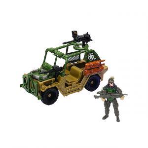 Soldier VII Offroad Vehicle Oyun Seti