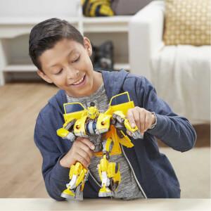 Transformers 6 Power Charge Bumblebee Elektronik Figür E0982