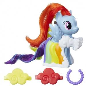 My Little Pony Balo Elbiseli Figürler