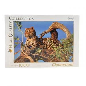 1000 Parça Puzzle: Jaguar