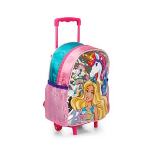 Barbie Çekçekli Anaokul Çantası 96505