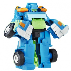 Transformers Rescue Bots Çizgi Film Figür (Hoist The Tow)